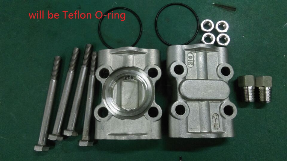 304SS Clamp flange for sensor